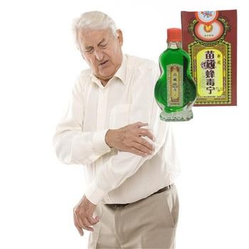 MIYUELENI 13ml Hornet Venom Pain Relief Patch Vietnam white Tiger Balm Plaster Backache Muscular Essential Oil
