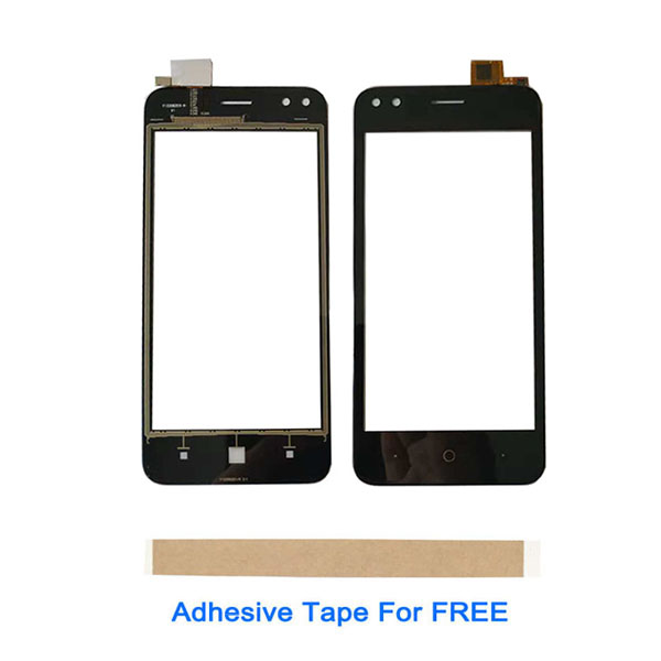 4.5 Inch For Micromax Bharat 3 Q437 Touch Screen Glass Lens Digitizer Sensor Black White Color With Tape4.5 Inch For Micromax Bharat 3 Q437 Touch Screen Glass Lens Digitizer Sensor Black White Color With Tape
