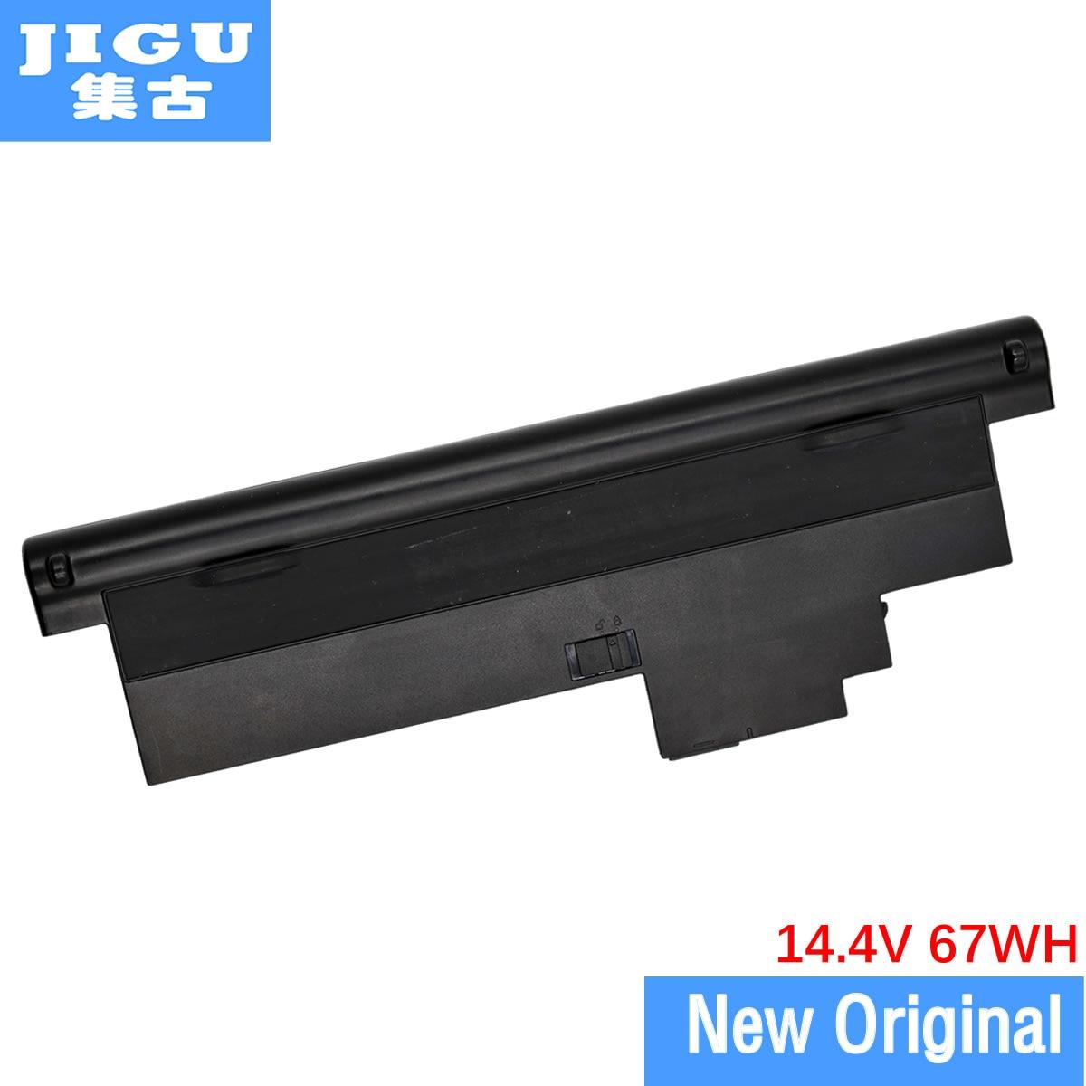 JIGU 43R9257 42T4565 42T4658 42T4827 Original laptop Battery For Lenovo ThinkPad X200t x201t X200 Tablet 2266 7448 7450 jigu l09n8t22 l09n8y22 l09p8y22 lo9p8y22 original laptop battery for lenovo ideapad u460 14 4v 64wh