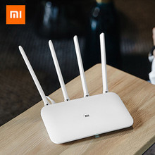 Xiaomi Mi Mijia smart WiFi Router 4 WiFi Repeater 2 4G 5G APP Control 128MB DDR3