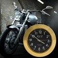 Acessório da motocicleta Guiador Montar Relógio Termômetro Relógio Relógio Relógio À Prova D' Água Universal Motocicleta Da Bicicleta do Guiador