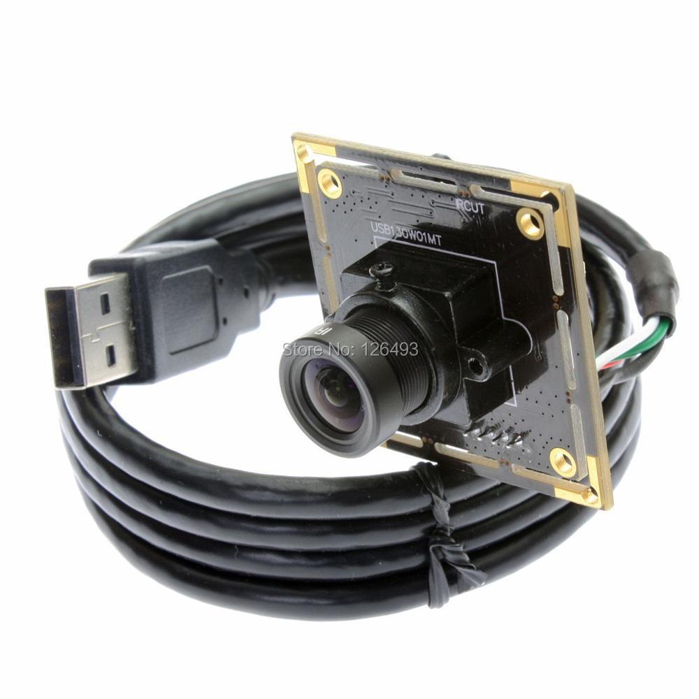 ФОТО 1.3 Megapixel  1280*960P HD digital cmos sensor  AR0130 USB  camera module for atm machines