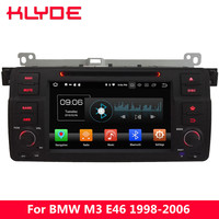 KLYDE 4G Android 8.0 Octa Core PX5 4GB RAM 32GB ROM Car DVD Player Stereo For BMW 3 Series E46 M3 318i 320i 325i 328i 1998 2006