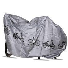 2 цвета, чехол для велосипеда, водонепроницаемый, для улицы, УФ-защита, MTB, чехол для велосипеда, дождевик, пылезащитный чехол для мотоцикла, скутера