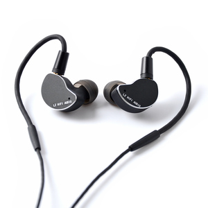 Image 5 - LZ Z04A In Ear Earphone Dynamic Drive HIFI IEM Metal Headset Earbud With Detachable Detach MMCX Cable MMCX Detachable