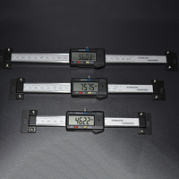 0 150mm Digital Horizontal Scale Units Horizontal Electronic Scale Unit LCD Display Inch/MM Machinist Tools