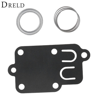 DRELD Carburetor Carb Repair Kit Gasket Diaphragm for Briggs Stratton 270026 272538 272538S 272637 4157 5021 3 Thru 5 Hp Tiller uxcell 715783 carburetor carb replaces for briggs stratton 715525 715494 715390 engine with gasket replacement generators
