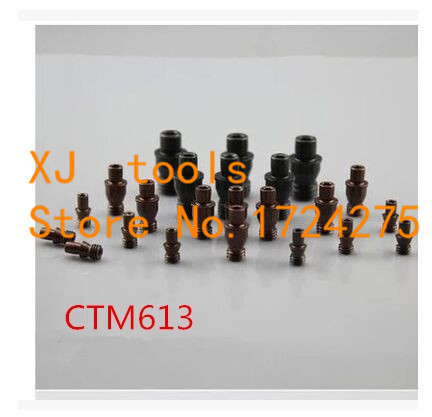 Free Shipping 10pcs CTM613 CNC Turning Tools Center Pin  Turning Tool Holder Accessories