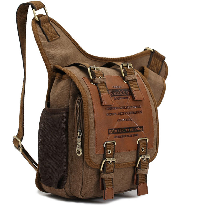 Hot Sales Men Messenger Military Bag Retro Vintage Canvas Bag Travel Man Crossbody Bag Shoulder Bags 2017 canvas leather crossbody bag men military army vintage messenger bags large shoulder bag casual travel bags