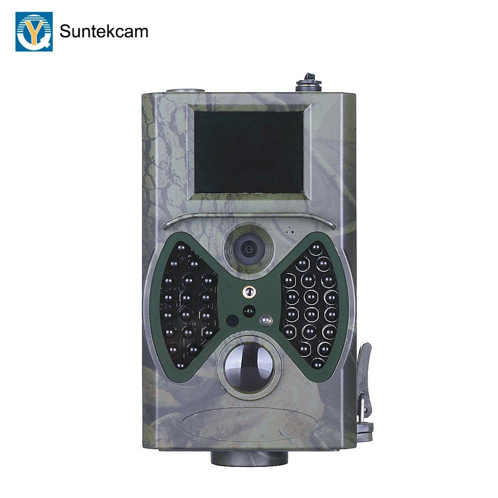 SUNTEKCAM HC-300A caméra de pistage Chasse Caméras 12MP 1080 P Sauvage Surveillance Photo Piège IP54 Étanche 32 GB Trail Scoutisme Cam