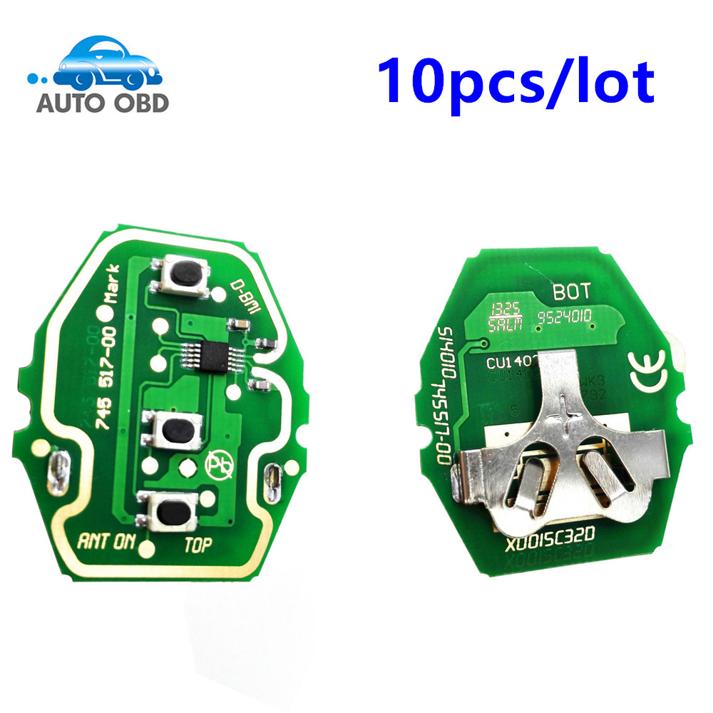 Remote Control Car Circuit Board High Quality 10pcsews For