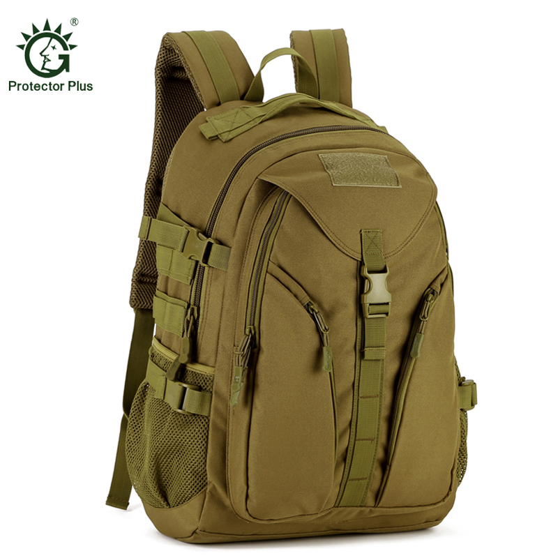 Outdoor Camping Hiking Hunting Camouflage Army Bag Mochila Militar font b Tactical b font Military Rucksack