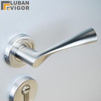 Simple design,so beautifu Door lock/handle,solid 304 stainless steel,European door handle,Exquisite workmanship,Door hardware