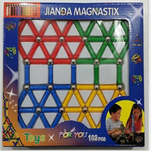 103pcs/157pcs Magnetic Building Blocks Child intelligence toy educational toys magnetic stick favorite gift block toy