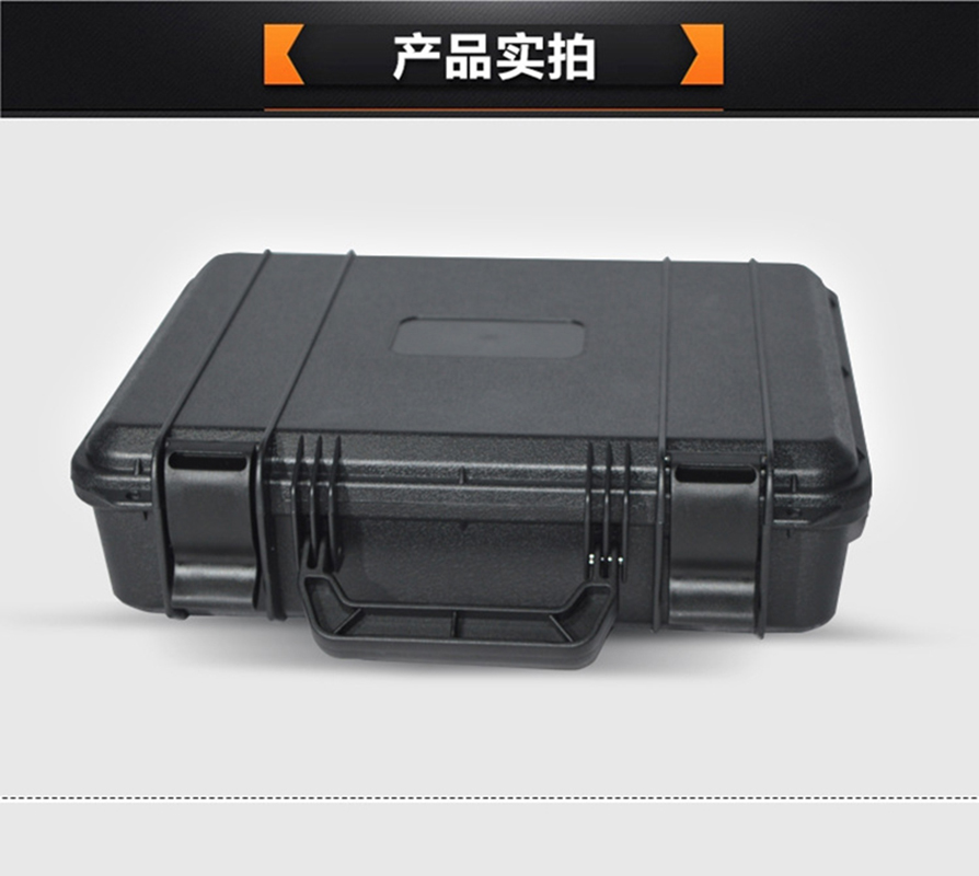 internal size 430*250*95mm plastic waterproof pp material military camera case with foaminternal size 430*250*95mm plastic waterproof pp material military camera case with foam