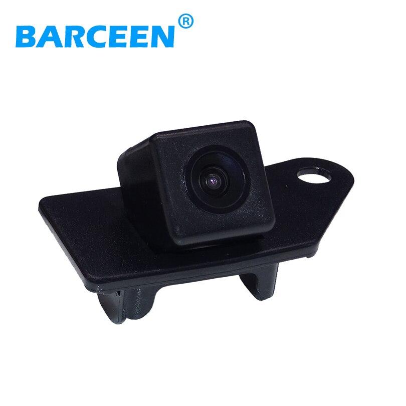 imágenes para Cámara trasera del coche hasta la cámara para el estacionamiento de reserva del coche para Mitsubishi ASX 2011-2014 cámara de visión trasera CCD a prueba de agua