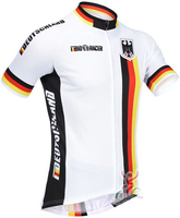 Deutschland Germany 2013 Short Sleeve Cycling Jersey T Shirt Top Only