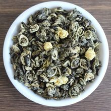 R China High Quality Jasmine Flowers King Snail Tea Chinese Yunwu Mountain Jasmine Flower small Dragon Pearl Green Black Oolong(China)