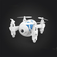 2 4G 6 Axis Ultra Mini RC Drone RC Quadcopters Helicopter 0 3MP WIFI FPV Camera