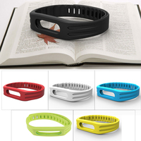 New Wristband Strap For Xiaomi Miband 1 1s Silicone Watchbands Replacement Smart Band Accessories P0.11