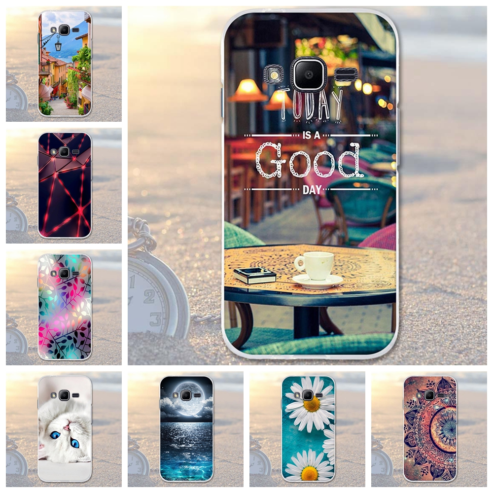 For Samsung Galaxy J1 Mini Prime Soft TPU Cases For Samsung Galaxy j1 mini Prime J2 J5 J7 Prime J5 J7 J3 2017 US Version Cover