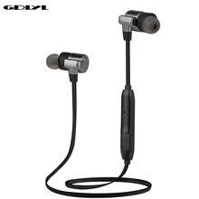 GDLYL Mais Novo fone de Ouvido Bluetooth Sem Fio Fone De Ouvido fone de Ouvido Esporte com ímã Casque Auriculares Fones De Ouvido Sem Fio de Música 8 h