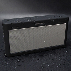 Image 3 - New Waterproof Silicone Soft Protective TPU Cover Travel Carrying Case for Bose Mini Soundlink III 3 Bluetooth Wireless Speaker