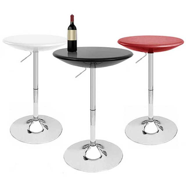 Cheap Tall Bar Tables Computer Lift Round Cocktail Tablein Bar - Tall round cocktail table