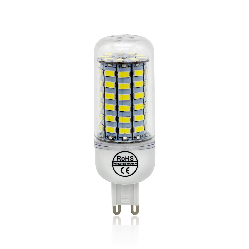 Lamparas g9 led affordable lmpara led g w k lm xmm buf with amazing g led corn bulb lampada leds ac v chandelier candle lighting ultra bright replace with lamparas g9 led parisarafo Images