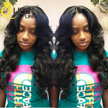 Indian Virgin Hair Body Wave 8A Unprocessed Indian Body Wave 3Bundles Human Hair Extension Free Shipping Ali Mocha Hair Products