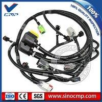 PC70 8 digger cablaggio del motore 6271 81 8240 per Komatsu|harness|harness wire  -