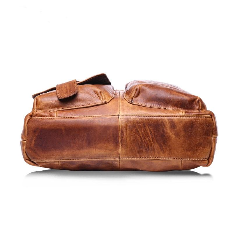 JOYIR Genuine Leather Men s Briefcase Male Leather Business Office Laptop Men s Bag Messenger Shoulder JOYIR Genuine Leather Men's Briefcase Male Leather Business Office Laptop Men's Bag Messenger Shoulder Crossbody Bag Handbags
