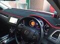Carro-styling dashmats acessórios tampa do painel para honda vezel xrv xr-v 2014 vfc 2015 2016 2017 rhd