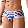 Новый Бренд Сексуальные мужские Трусы Underwear Мужчины Скольжения удобный Homme Сексуальный Мужской Трусы 9 Цвет