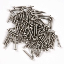300PCS/Set Wholesale high quality stainless steel Screws Size M2*6mm M2*8mm M2*10mm M2*12mm M2*14mm  M2*16mm machine screws set