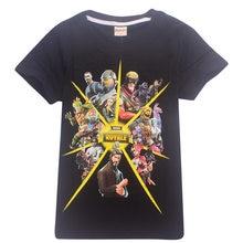 c735523a Summer Boys Avengers Infinity War T Shirt big boys cartoon Tee shirts  fortnite roblox children's t