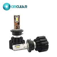 High Quality H4 LED Headlight 50W 8600LM 9004/9007 H13 H15 H7 H11 9005 9006 9012 P13W PSX24W PSX26W 5202 D 6000k Car Light