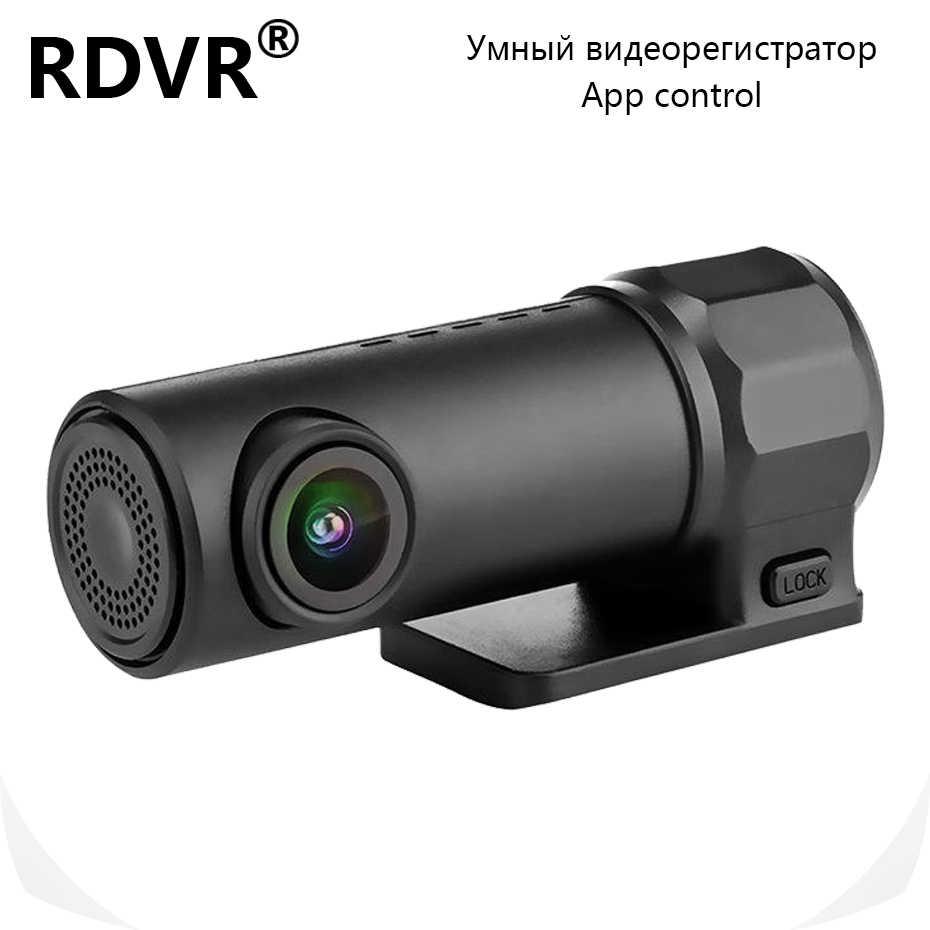 RDVR 360 градусов Мини WiFi Автомобильный видеорегистратор Камера HD 1080P ночного видения видеорегистратор умный авто видео регистратор g-сенсор