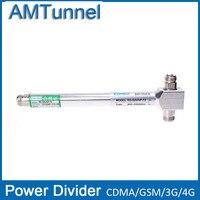 2 Way RF Power Splitter And Divider Splitter N Female 380 2500MHz For Signal Booster