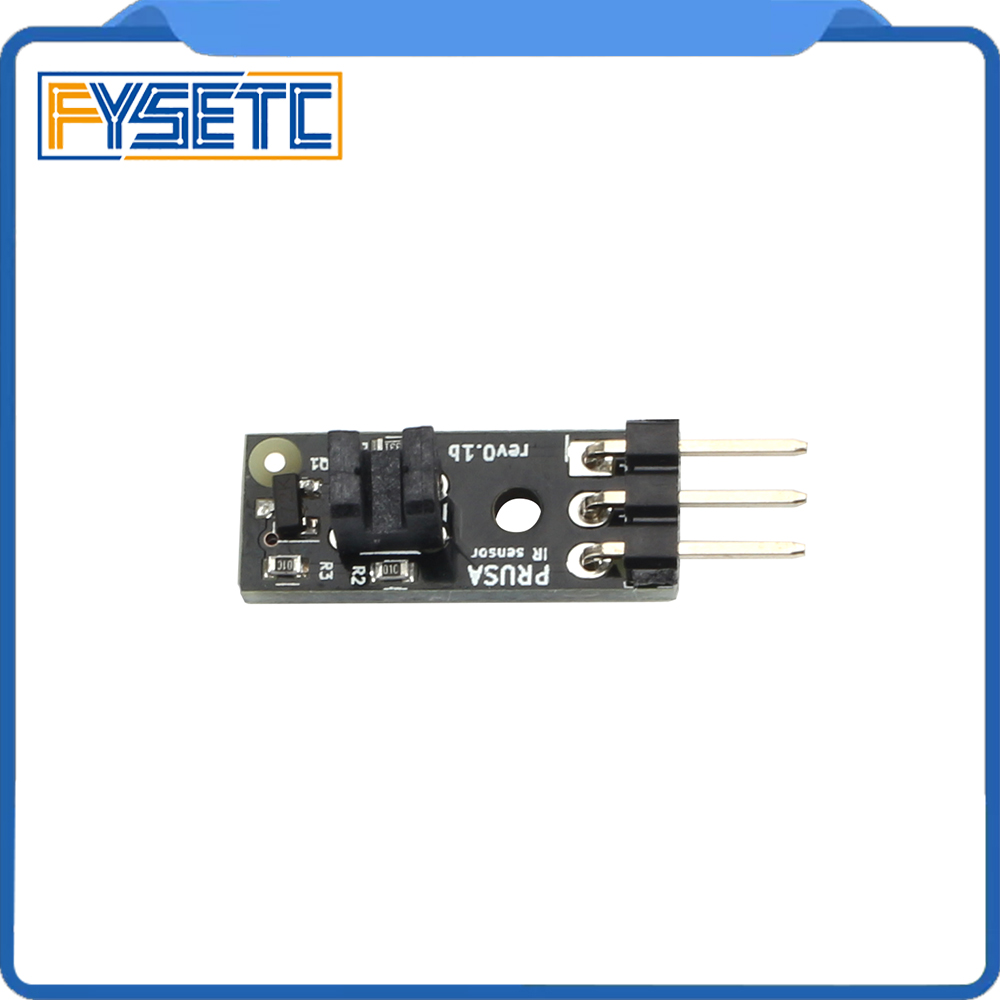 Mk2.5/Mk3 To Mk2.5s/Mk3s Latest 3D IR Filament Sensor Upgrade Detect Stuck Filament Sensor For Prusa I3 MK3 3D Printer Parts