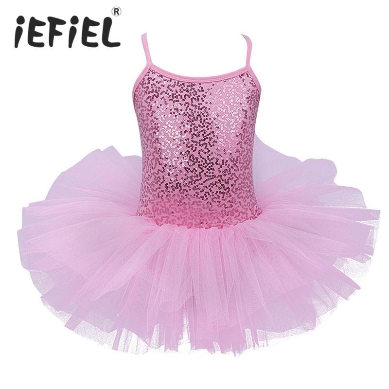2017 Newest Christmas Gift Party Fancy Costume Cosplay Girls Ballet Tutu DressTutu Ballet Dance Leotard Dress