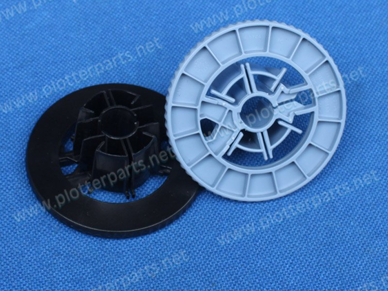 C7769-40169 C7769-40153 C7769-60401 END CAP- Spindle hub (Blue) for HP DesignJet 500/800/1050/1055/100/130 plotter parts