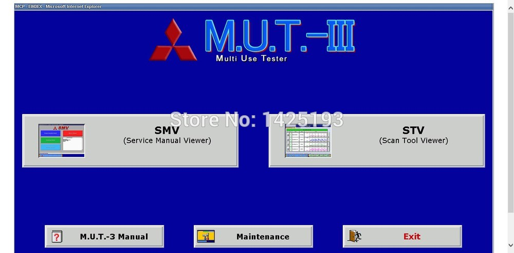 MUT-III Diagnostic Software PRG16061_00  ASIA For Mitsubishi puma бермуды fun td sweat bermudas