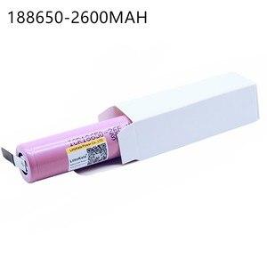 Image 3 - 5 stks Nieuwe Voor ICR18650 26FM 18650 2600 mah 3.7 v Li Ion Batterij Oplaadbare Batterij