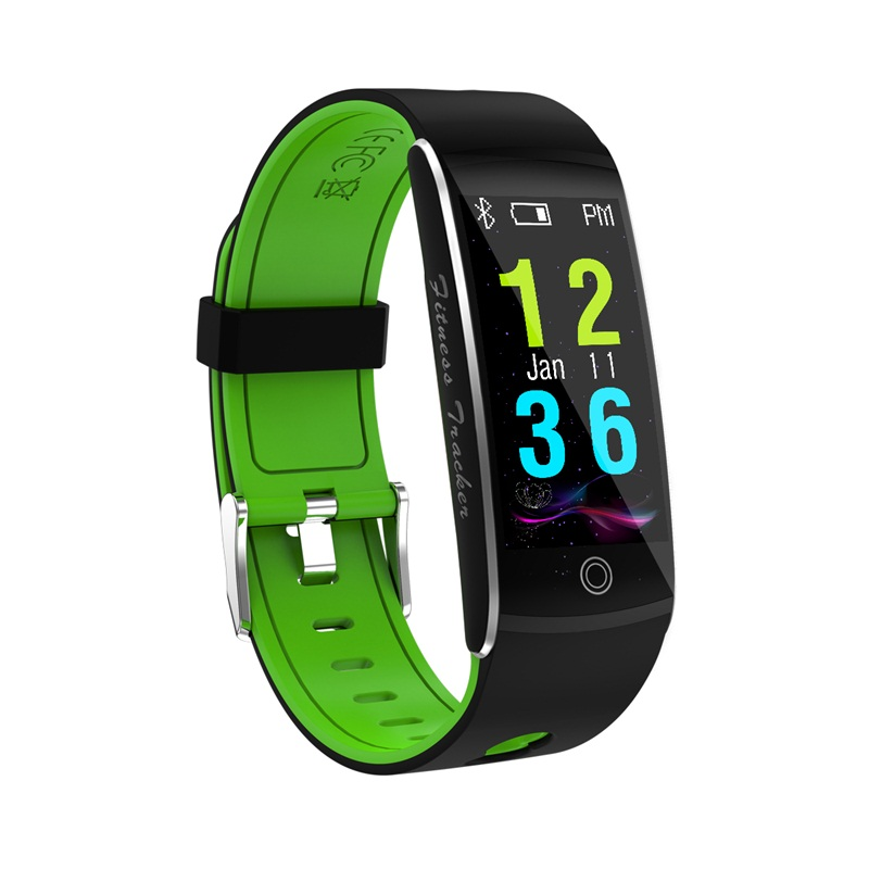 696 F10 OLED Color Screen Bluetooth Smart Band Bracelet IP68 Waterproof Swim
