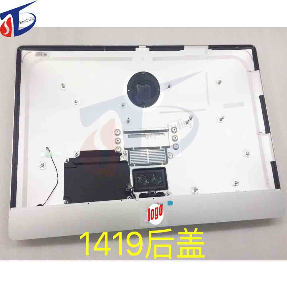 2014 2015year 5K 99% new lcd back cover for imac 27inch A1419 lcd led screen display back cover case housing 2014 2015year 5k 2k screen 2560 1440 27inch lcd screen display for imac a1419 lm270wq1 sd f2 f1 2012 2013 year