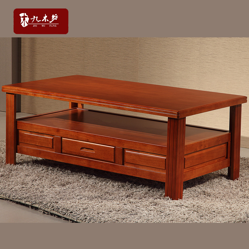 Teak Living Room Furniture How To Arrange With Corner Fireplace And Tv Square Wood Coffee Table Tea Big Long Chinese Teasideend In Tables From On Aliexpress Com Alibaba Group