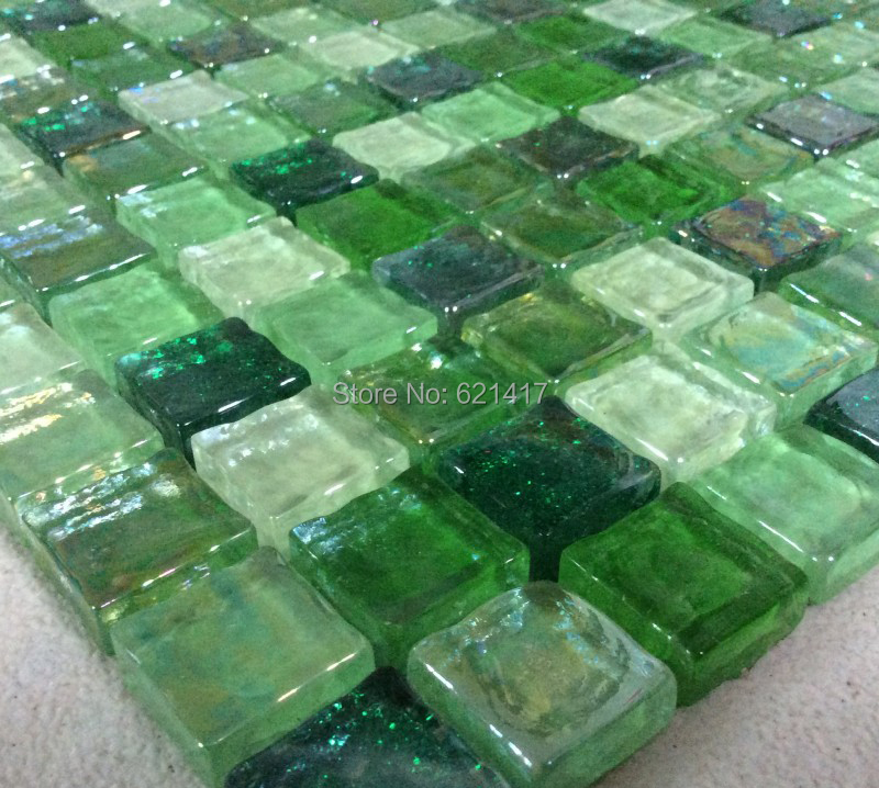 green mosaic tiles bathroom green glass mosaic tiles hmgm1121b backsplash 18580