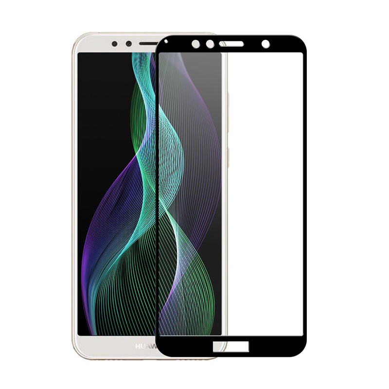 Kardeem3D Protective <font><b>Glass</b></font> For <font><b>Huawei</b></font> Y5 Prime 2018 Tempered <font><b>Glass</b></font> <font><b>Honor</b></font> 7S <font><b>7A</b></font> Play 7 <font><b>Glass</b></font> Screen Protector Y5 2018 DUA-L22 image