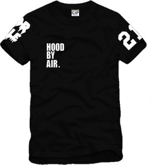 Hood By Air Swag Shirt